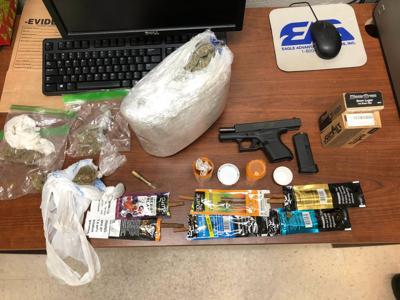 Rockmart Drug Arrest - Nov. 26, 2019