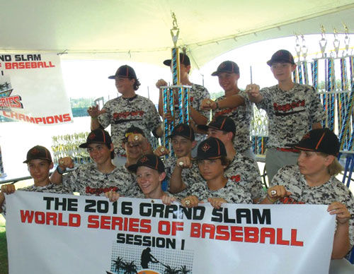 North Georgia Snipers 13-under wins Grand Slam World Series