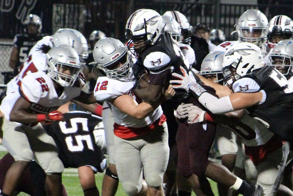Bulldogs dominate Braves to earn shutout victory