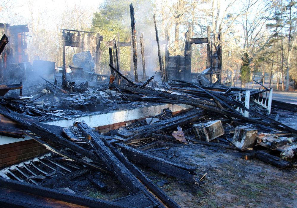Kingston Highway house fire