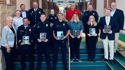 First responder awards