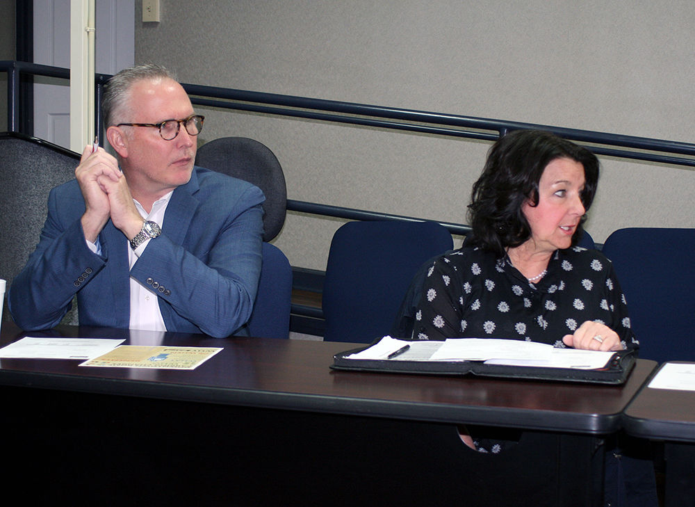 DDA discusses downtown parking 2018