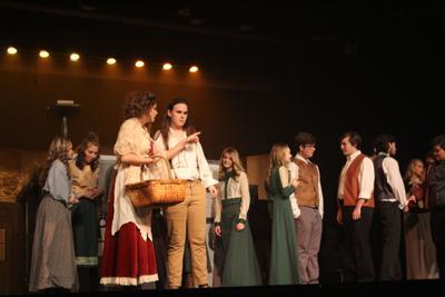 Rockmart thespians perform Sweeney Todd