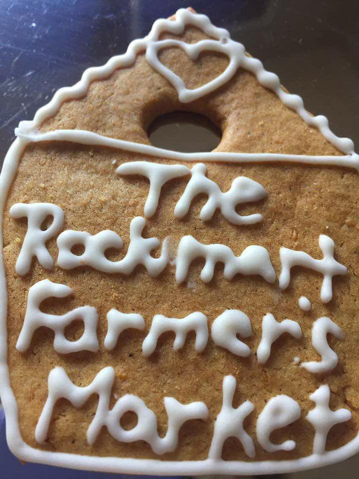 Rockmart Farmers Market cookies