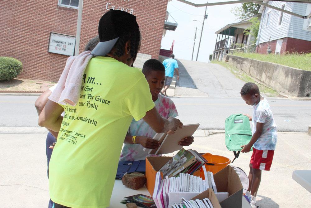 Springfield Baptist Church Community Day