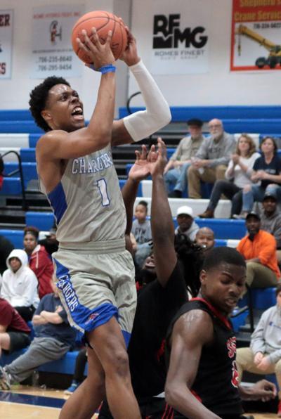 Georgia Highlands Men's Basketball