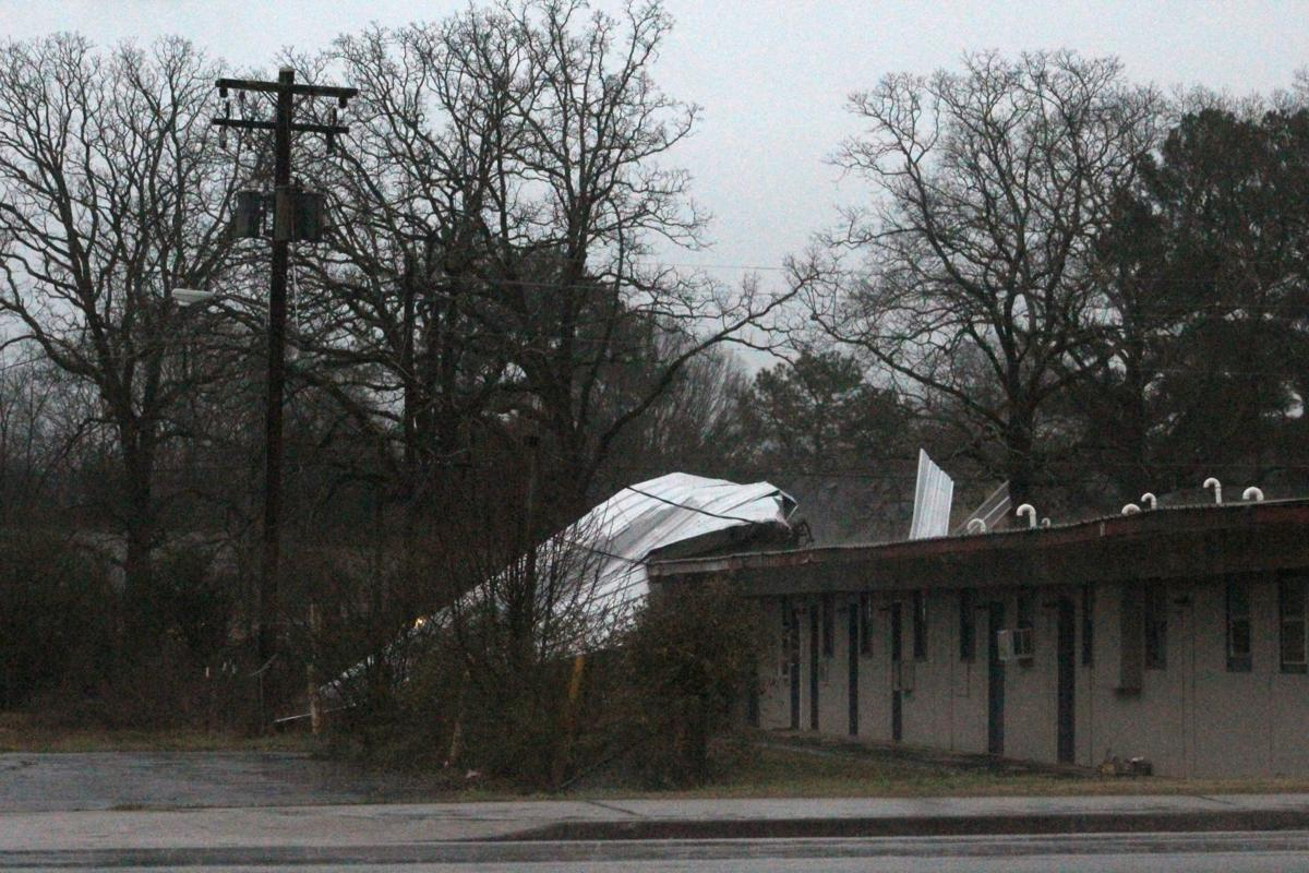 Storm Damage in Polk County - Jan. 11, 2020