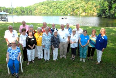 Rockmart Class of 1959's 60th reunion