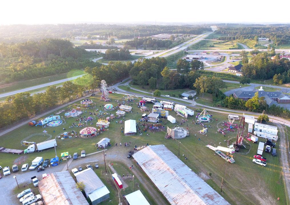 Polk County Fair 2018