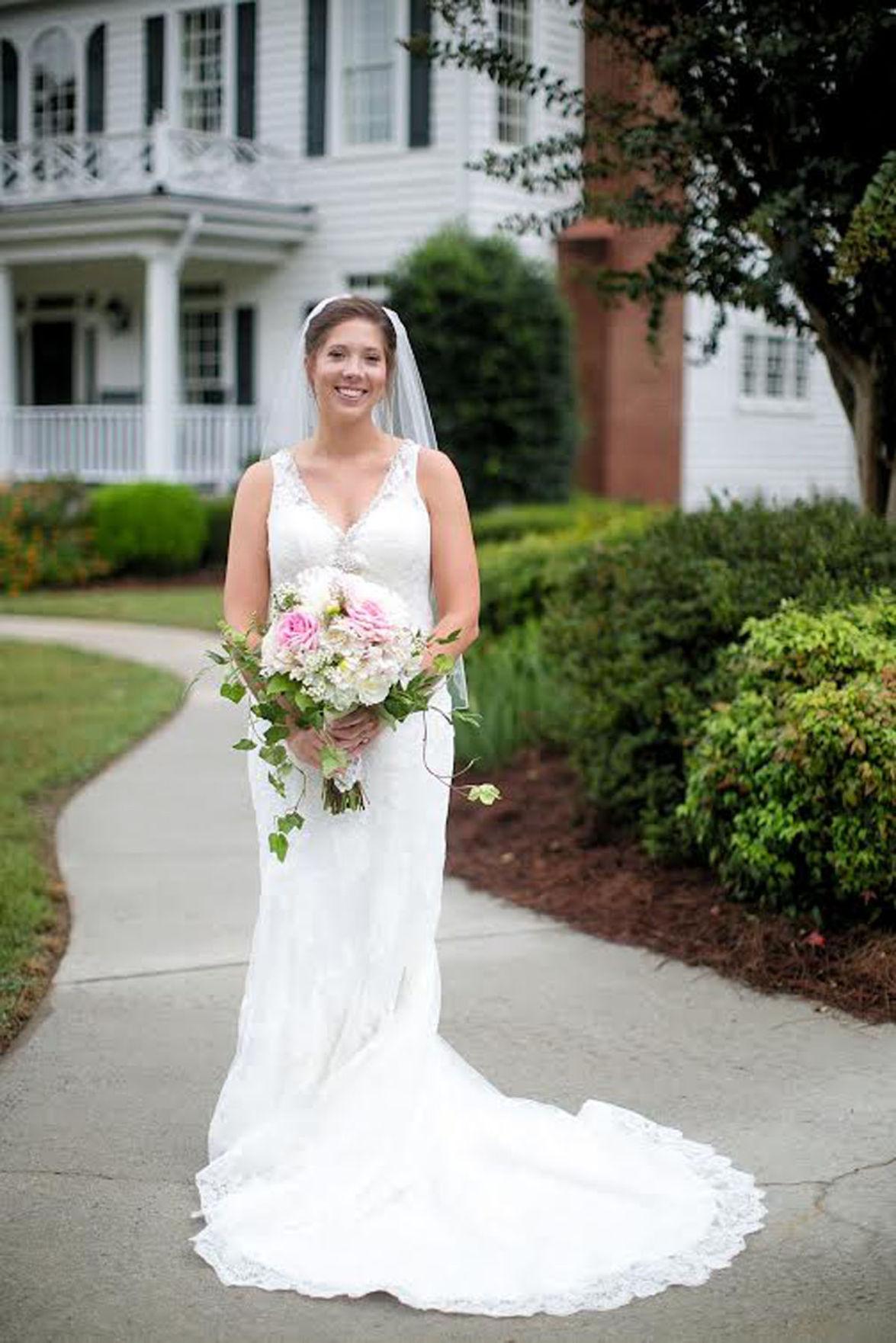 Mrs. Jared Lane Hughes