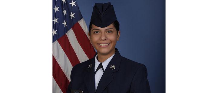 Jacobo graduates from Air Force basic training