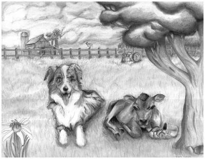 Polk Farm Bureau seeking entries for statewide essay, art contests