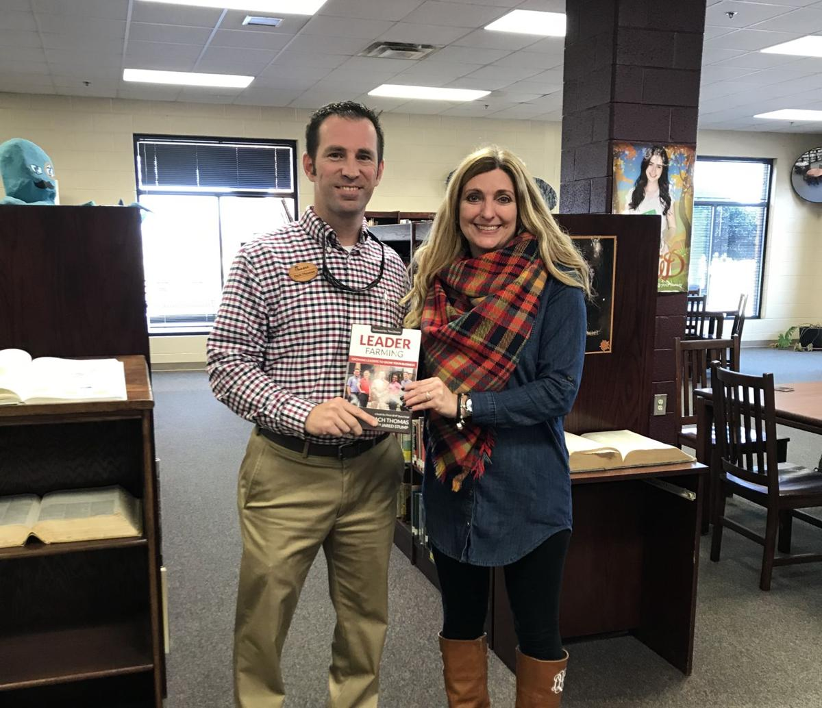 RHS Book Donation