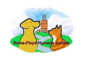 Rome-Floyd Humane Society logo