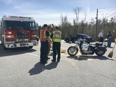 Motorcyclist in hospital after wreck on 27 North | Police