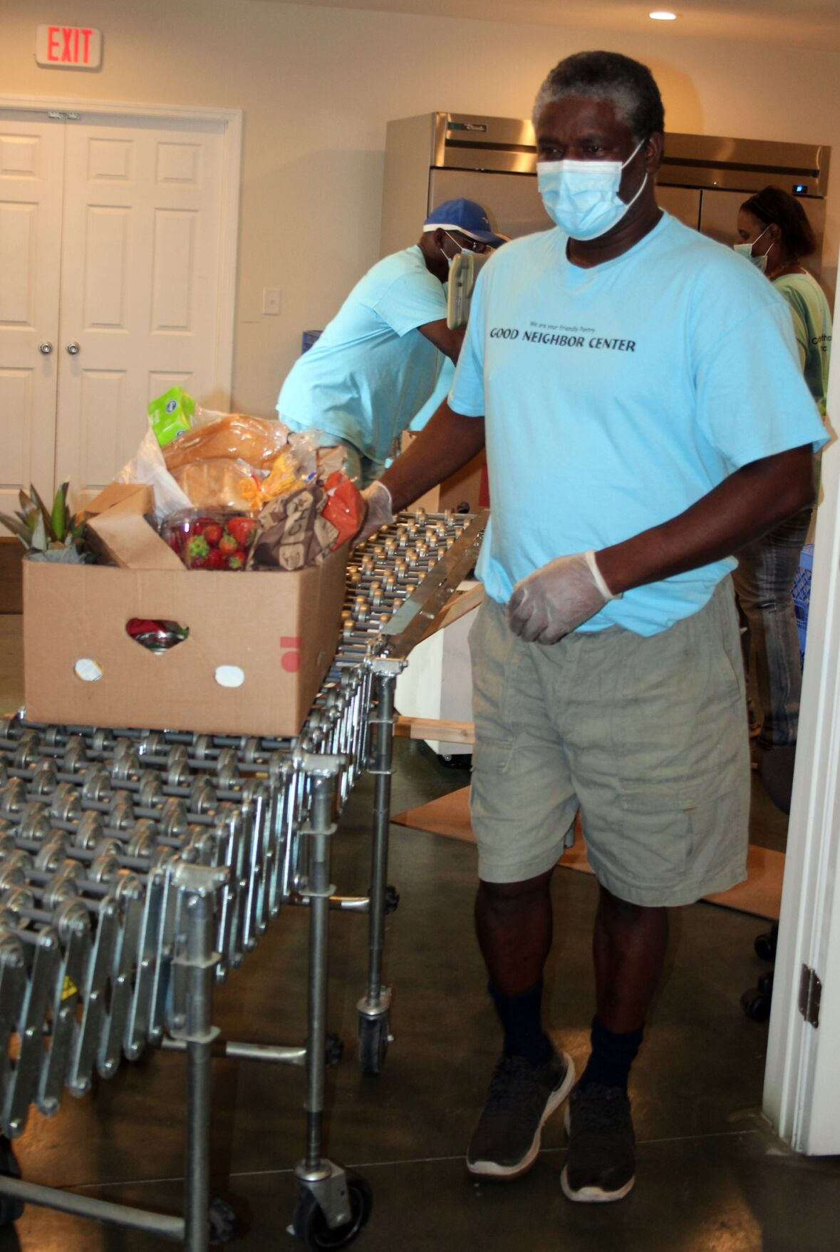 Cedartown food pantry reopens with hope for the future