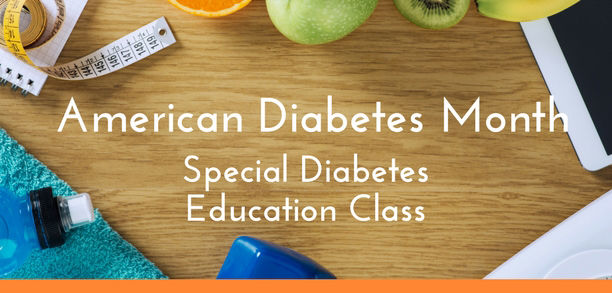 Gordon Hospital offers special diabetes education class in honor of American Diabetes Month