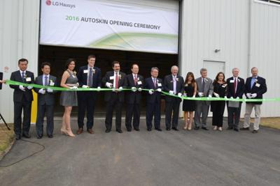 LG Hausys making a spurt to capture the North America automobile market
