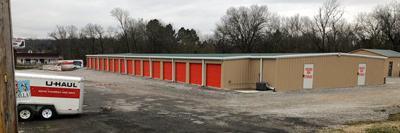 U-Haul trailer stolen from Catoosa County storage facility