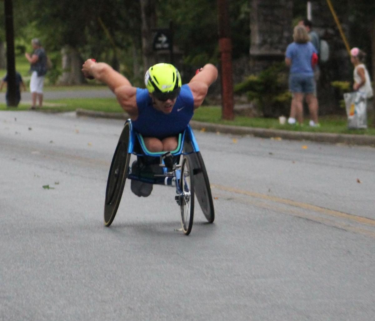 2017 Cedartown International Wheelchair 5K Road Race