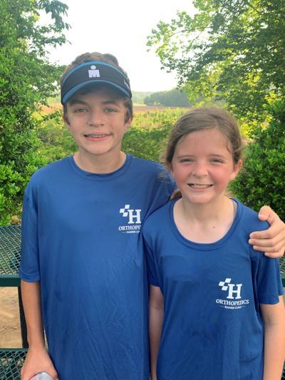 Bo Bushnell and his sister Sarah Beth Bushnell