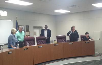 Polk County Board of Education - Aug. 7, 2018 meeting