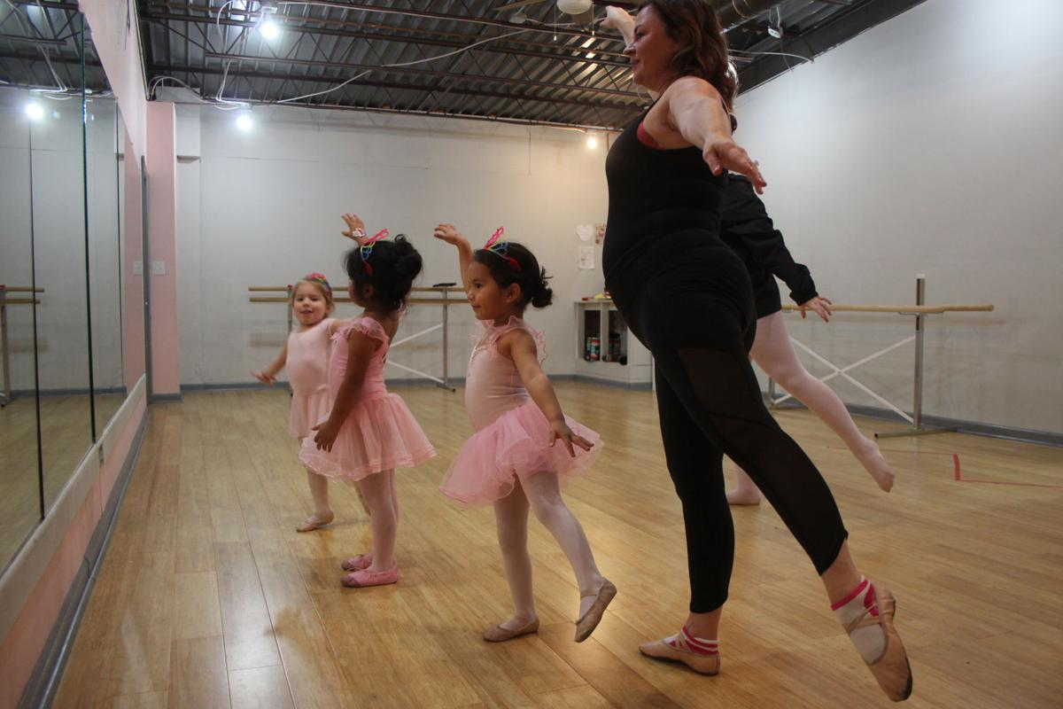 Second Steps Dance Studio