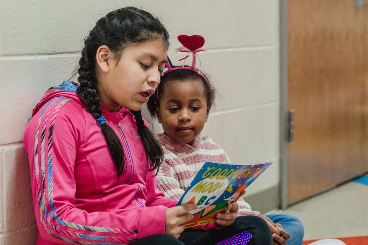 Schools celebrate reading