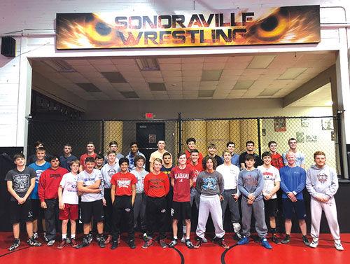 Sonoraville Wrestling Team