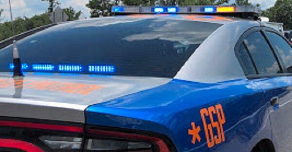 GSP Georgia State Patrol Lights STOCK
