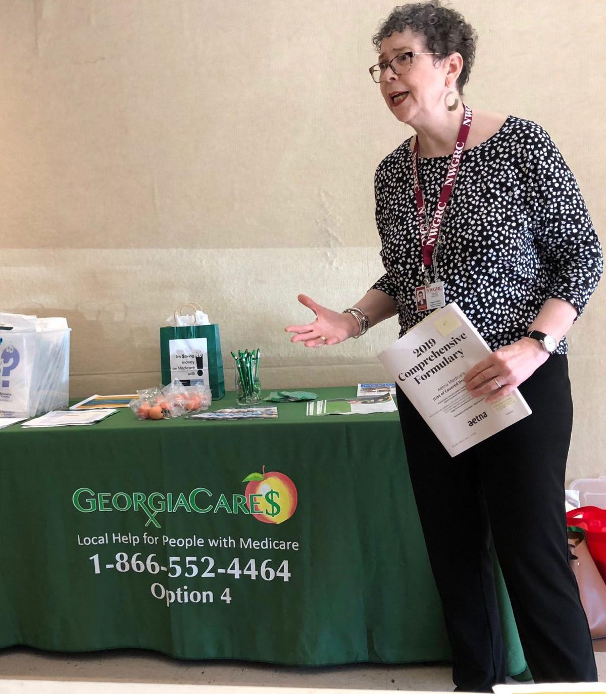 GeorgiaCares counselor gives tips on saving medical costs for those on Medicare