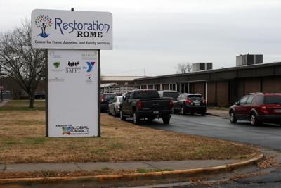 Restoration Rome
