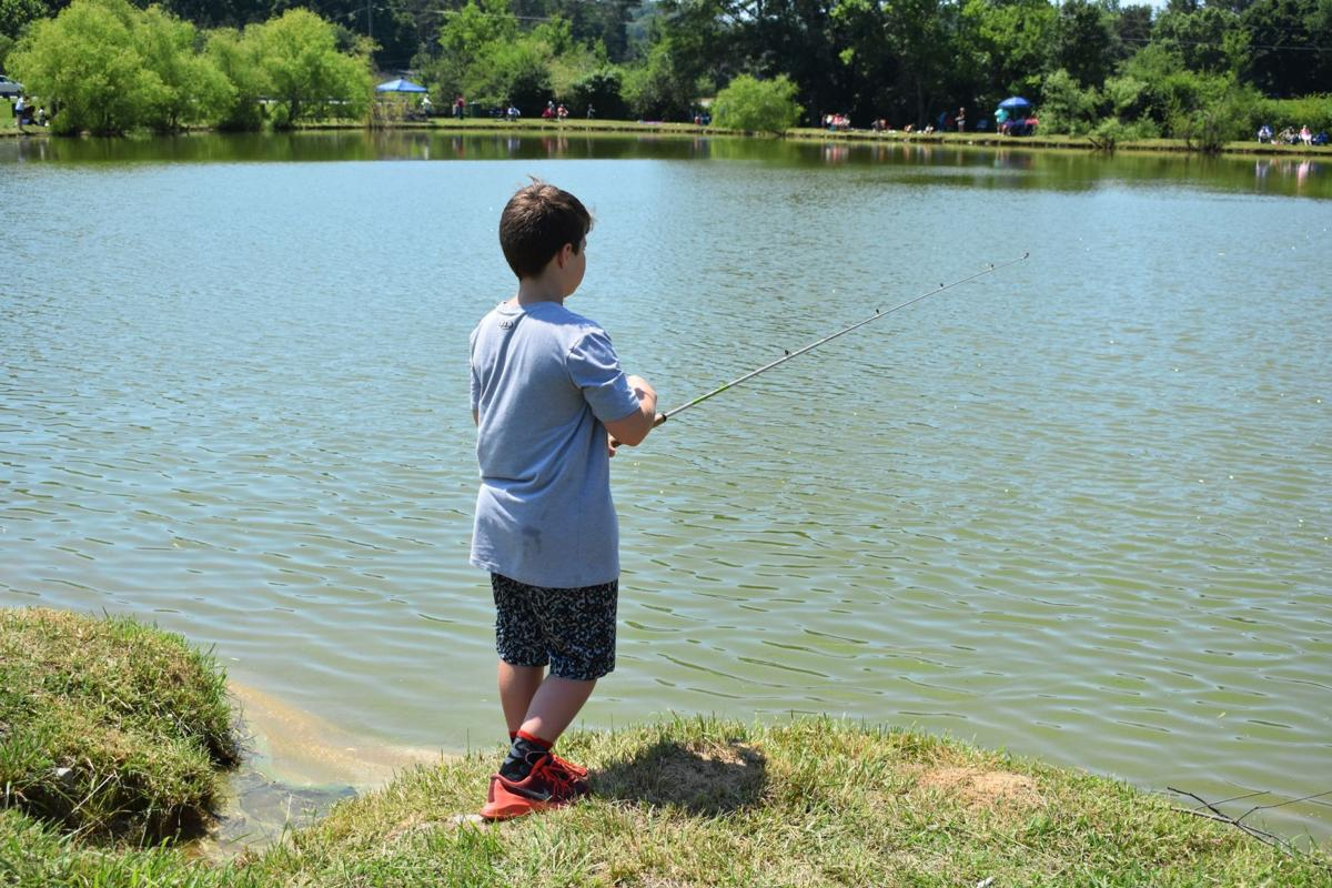 Kids Fishing Rodeo 2019