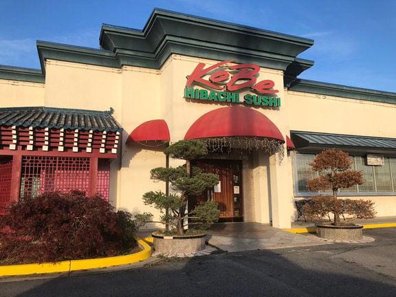 Kobe Hibachi & Sushi restaurant