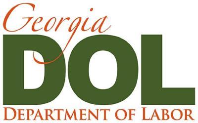 Georgia DOL logo