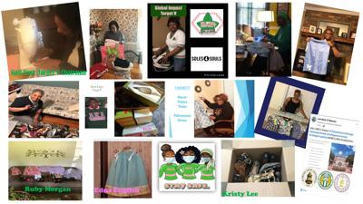 AKA sorority partners with Soles4Soles on Global Impact Day