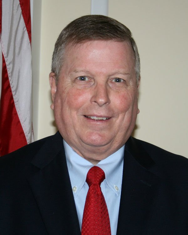 Gary Burkhalter Floyd County assistant county manager