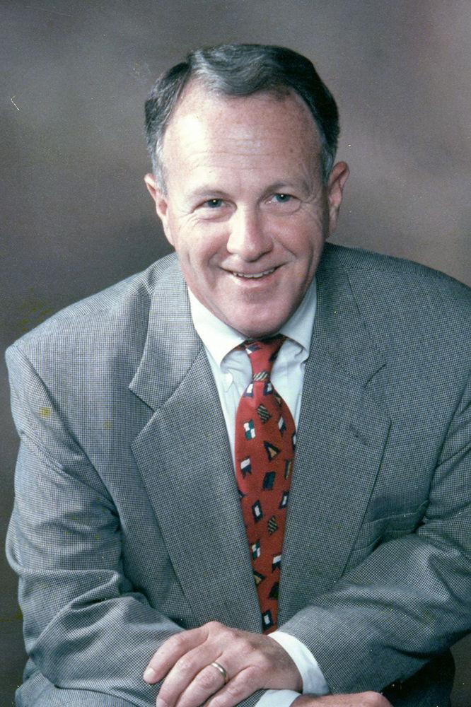 Jim Harrington, an early photo