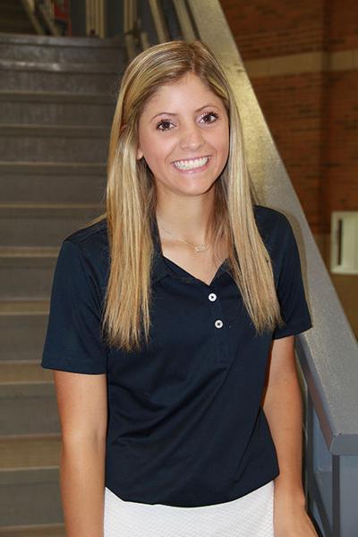 Catoosa County Girls' Golfer of the Year - Lauren Self