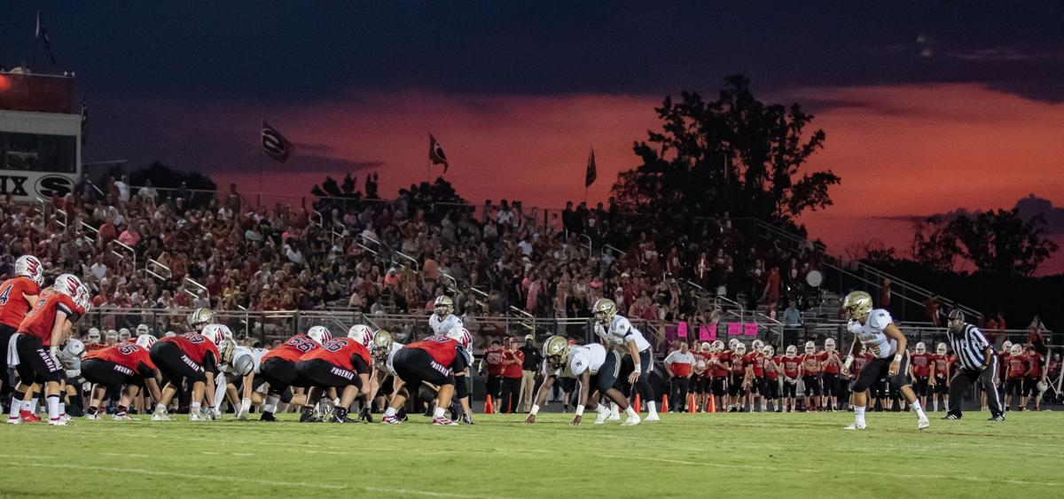Calhoun-Sonoraville Football Sept. 13, 2019