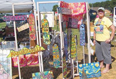 411 Yard Sale set for 1st week in October - will run through