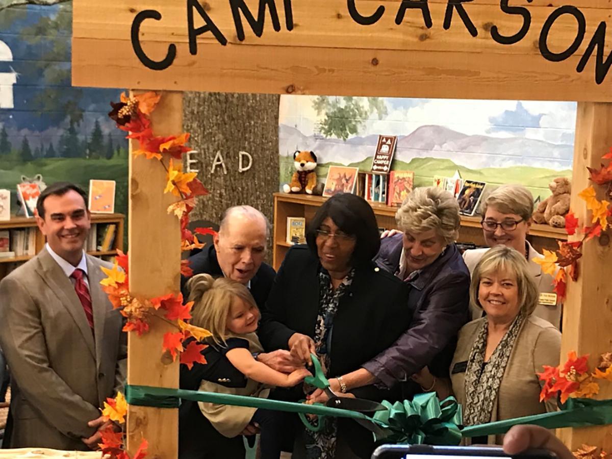 Carson Reading Room Ribbon