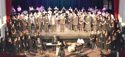 Rome's Own Gospel Choir