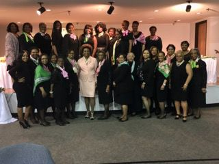Theta Omicron Omega Chapter Founders Day 2018