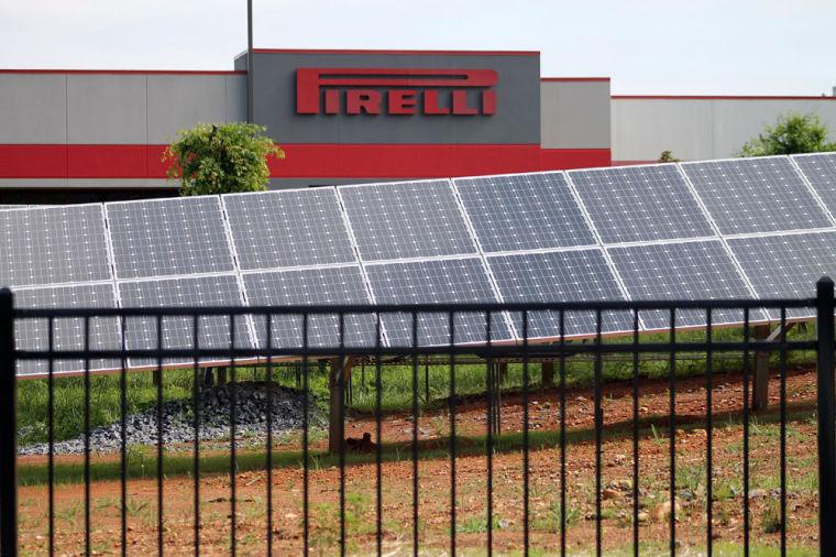 Pirelli headquarters plant