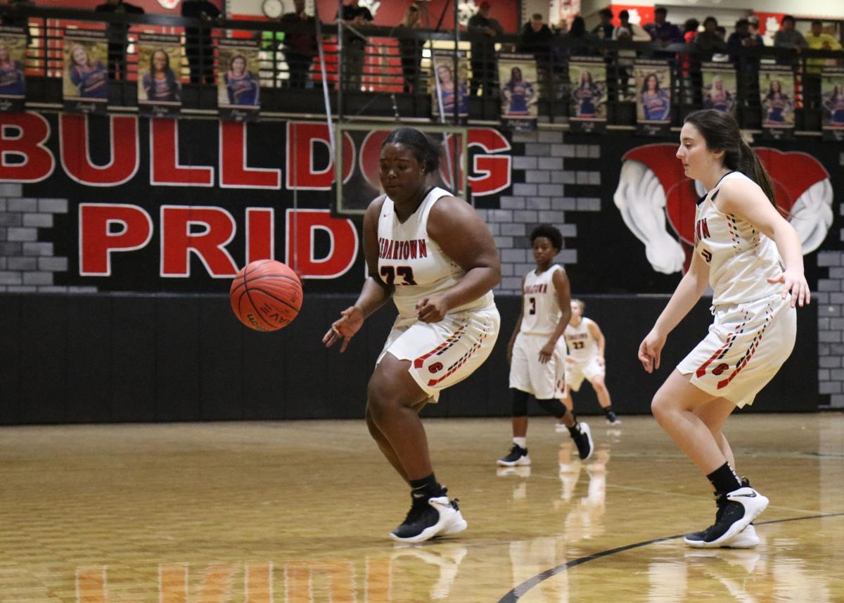 Cedartown girls basketball 2019