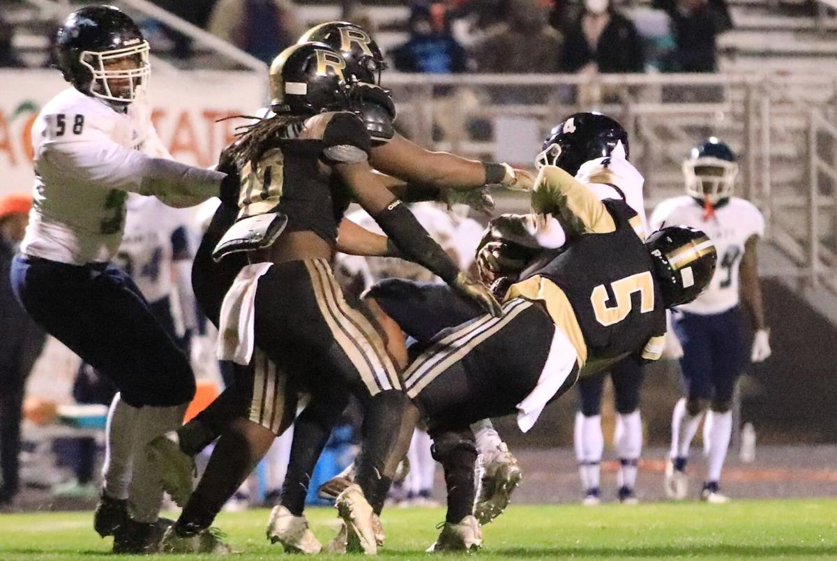 Jackets take Saints to the brink but fall in Sweet 16