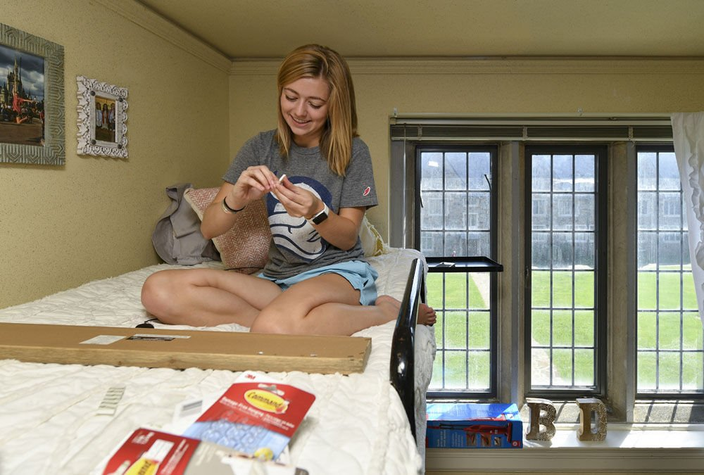 Berry College move-in day