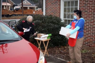Salvation Army Angel Tree program helps more than 250 families with food, Christmas gifts