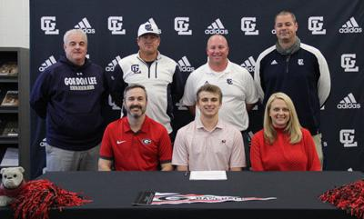 Jake Poindexter signs with Georgia
